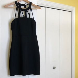 Lush Black Chic Lush dress